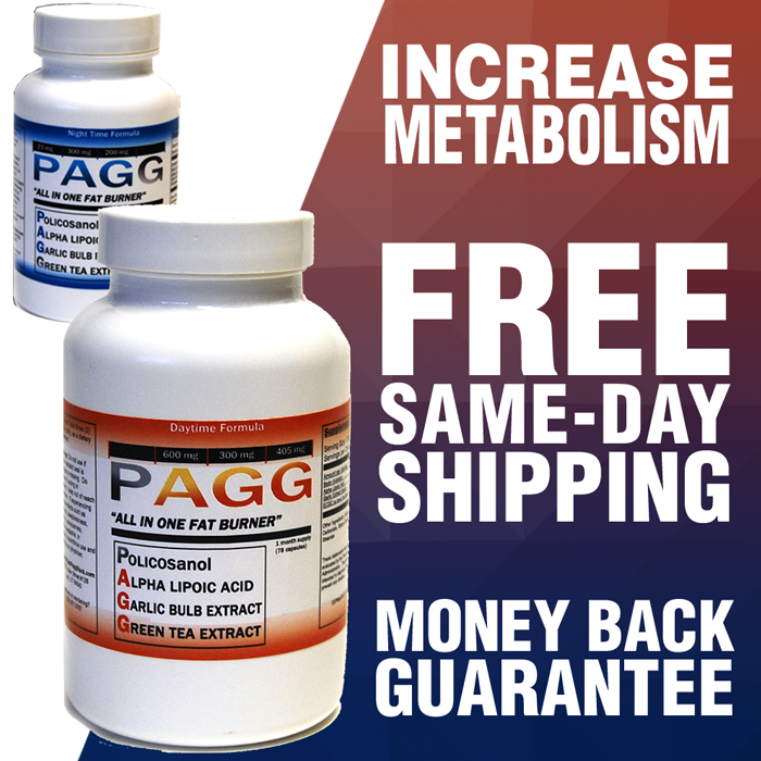 Original PAGG Stack (30 Day Supply)