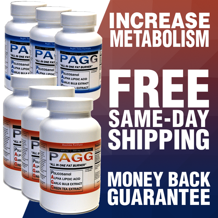 Original PAGG Stack (90 Day Supply)