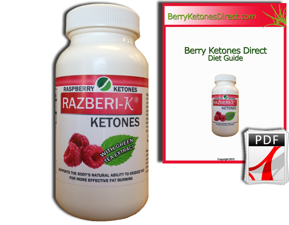 1 Bottles - Raspberry Ketones (30 Day)