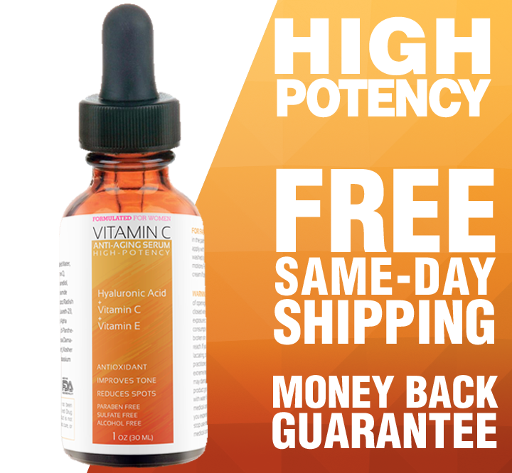 Vitamin C Serum (1oz - 60-Day Supply)
